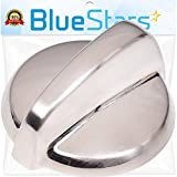 Ultra Durable WB03T10295 Range Knob Replacement Part by Blue Stars- Exact Fit for GE Range- Replaces PS2353386