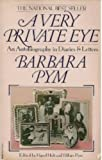 A Very Private Eye, Barbara Pym, 0394731069