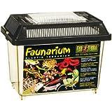 Exoterra Faunarium Mini pour Reptiles et Amphibiens 18 x 12 x 14,5 cm