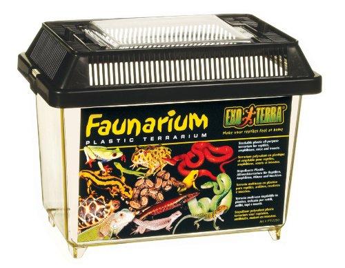 Exo Terra Faunarium mini - Allzweckbehälter für Reptilien, Amphibien, Mäuse und Insekten Mäuse und Insekten Hagen PT2250
