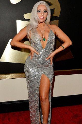 Lady gaga sexy dress
