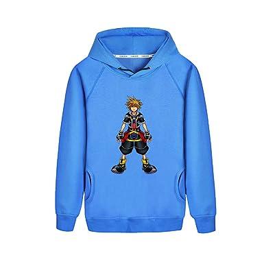 Kingdom Hearts Padre-Hijo Abrigo con Capucha Sudaderas Hoodie para Niño y Niña: Amazon.es: Ropa y accesorios