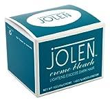 Jolen 1 oz Creme Bleach Regular Lightens Excess Dark Hair 3-Pack