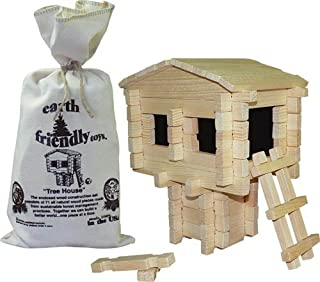 product image for Earth Friendly Tree House Building Set, Made in The USA!