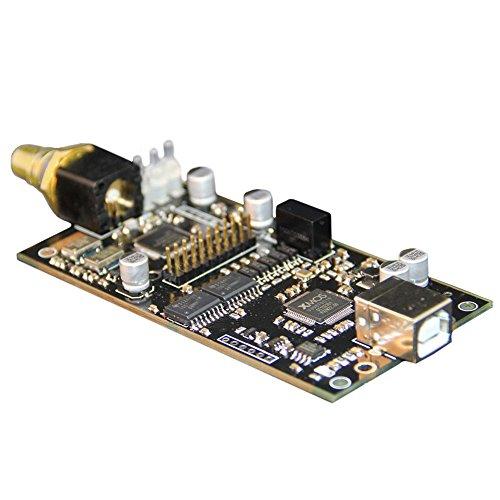 Singxer F-1 XMOS USB Digital Interface Module XU208 U8 upgraded (Stereo Audio Isolation Module)