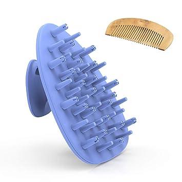 Amazon Com Hair Scalp Massager Shampoo Brush Chialstar Upgrade