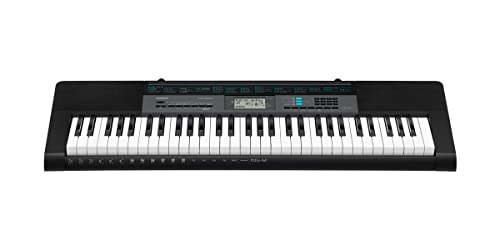 Casio CTK-2550 61 Key Portable Keyboard with App Integration/Dance Music Mode