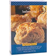 Gourmet Biscuit Mix by Southern Living – Quick & Easy Recipe for Fluffy, Buttery, Golden Biscuits - Original