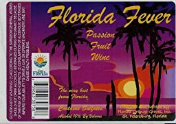 Florida Fever - Passion Fruit Wine