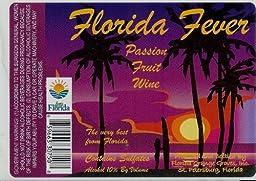 Florida Fever - Passion Fruit Wine