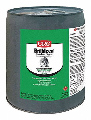 Which is the best crc brake cleaner 5 gallon?