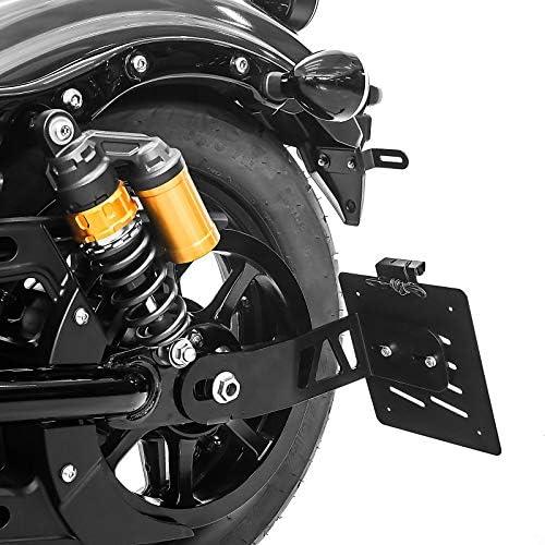 Support de Plaque lat/éral pour Yamaha XV 950 R 14-20
