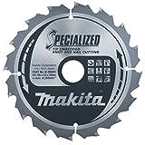Makita B-40587 TCT Sawblade 190X20X24T, Multi-Colou