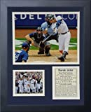 Legends Never Die Derek Jeter 3000th Hit Framed Photo Collage, 11x14-Inch