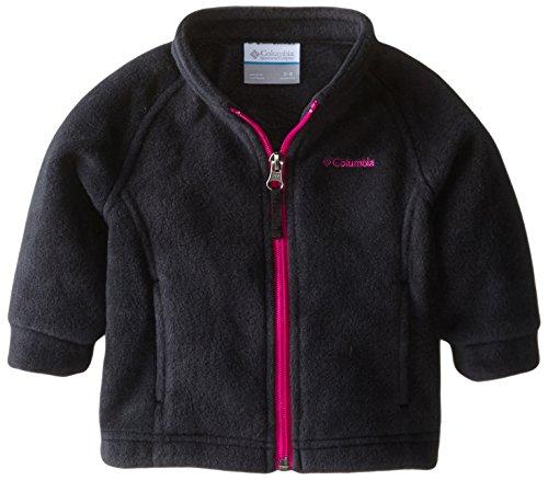 Columbia Baby Girls' Infant Benton Springs Fleece Jacket