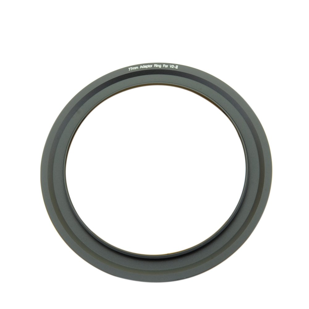 NiSi 100mm System V2-Ⅱ-Adapter ring for NiSi 100mm System V2-Ⅱ Filter Holder (77mm) by NiSi
