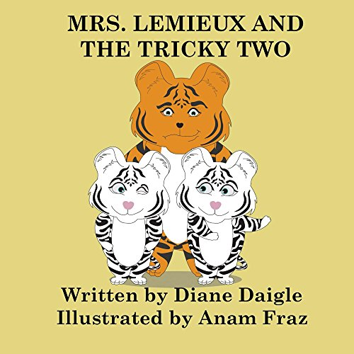 Mrs. Lemieux And The Tricky Two (Wunder Corners Book 6)