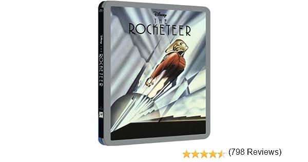 The Rocketeer - Limited Edition Steelbook Blu-ray Region Free: Amazon.es: Cine y Series TV