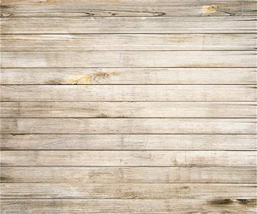 Laeacco Wooden Board 10x8ft Vinyl Photography Background Vintage Texture Photo Prop Studio Portraits Shoot Wallpaper Decorate Back Drop - Board Background