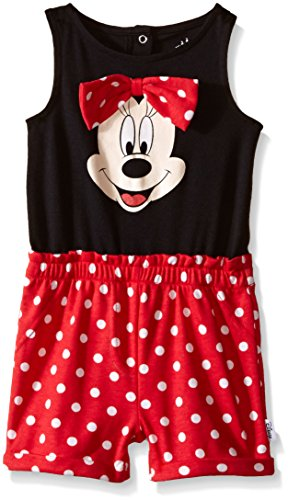 Disney Girls Minnie Mouse Romper