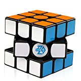 D-FantiX Gans 356 Air UM Magnetic Speed Cube 3x3 Gan 356 Air Magic Cube Puzzle Toy Black