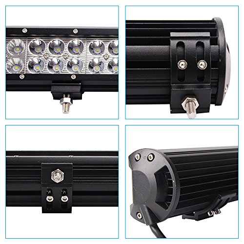 LED-Light-Bar-Northpole-Light-Waterproof-Cree-SpotFlood-LED-Light-Bar-LED-Off-Road-Lights