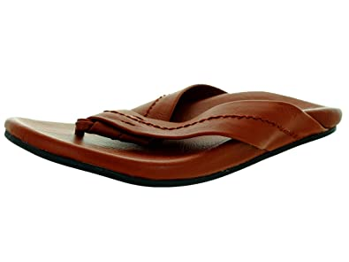 a80d1233c7 Amazon.com | TOMS Men's Semana Flip Flop Sandal | Sandals