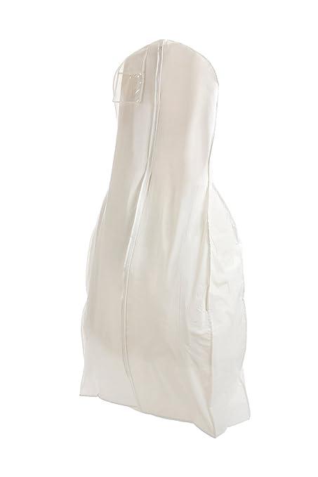 Brand New X Large White Bridal Wedding Gown Dress Garment Bag by ...