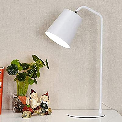 IRVING Lámpara de Mesa, lámpara de Escritorio Vintage Lámpara de ...
