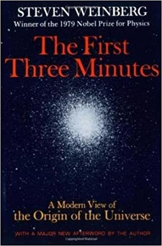 Amazon.fr - The First Three Minutes: A Modern View Of The Origin Of ...