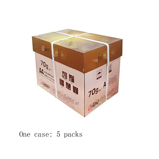 DYFYMX Papel Papel Blanco A4 impresoras de inyección de Oficina ...