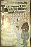 Western World and Japan, Sansom, George Bailey, 0394713036