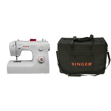 Singer 2250 Tradition - Máquina de coser mecánica, 10 puntadas, 43 x 22 x