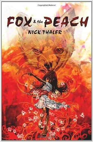 Book Fox & the Peach