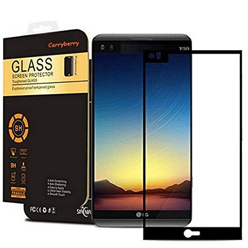 LG V20 Screen Protector,LG V20 Screen Protector Glass, Carryberry LG V20 Tempered Glass Screen Protector 0.3mm 2.5D (1-Pack)