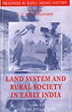 Land System & Rural Society in Early India