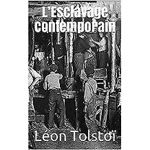 L'Esclavage contemporain (French Edition)