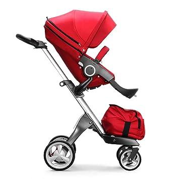 GKBMSP Cochecito de bebé Sistema de Viaje de sillones de ...