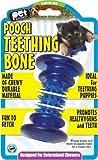 Pet Buddies PB1127 Pooch Teething Bone Toy, My Pet Supplies