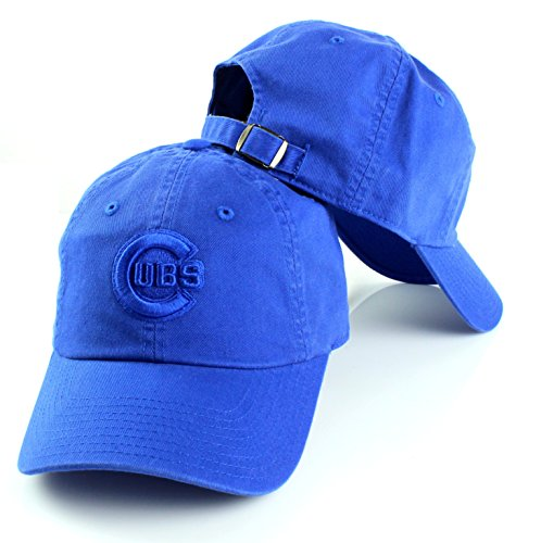 Chicago Cubs American Needle MLB Tonal Ballpark Cotton Twill Adjustable Dad Hat (Royal - Chicago Cubs Jersey Baseball