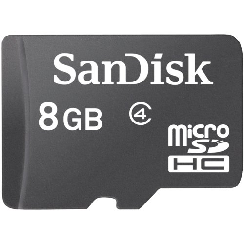A11m Mobile Sandisk - SanDisk 8GB MicroSDHC Card  (SDSDQ 008G A11M)
