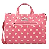 CATH KIDSTON New Autun 2016 Pink Button Spot Open Carryall With Strap Bag