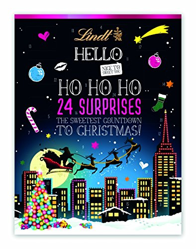 Lindt Hello 24 Surprises Advent Calendar