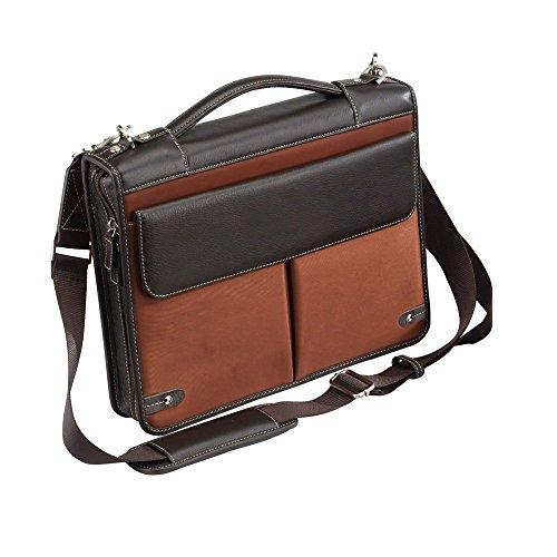bellino-zip-around-business-travel-portfolio-6741rust