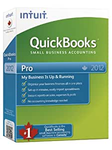 QuickBooks Pro 2012: Small Business Accounting