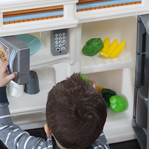 51r1Frnn9hL - Step2 LifeStyle Custom Kitchen Playset