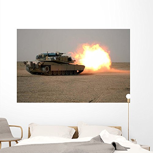 (Us Marine Corps Personnel Wall Mural by Wallmonkeys Peel and Stick Graphic (72 in W x 47 in H) WM251212)