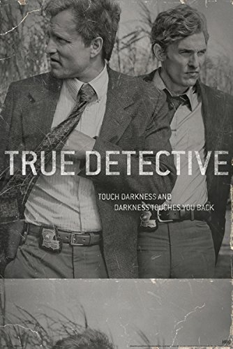 True Detective Poster Print (24 x 36)