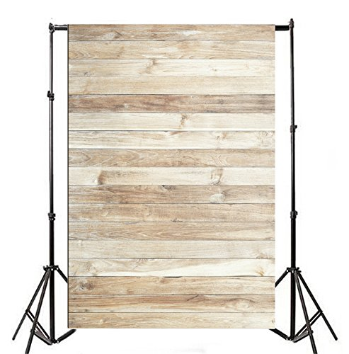 Vintage Wood Board Photo Backdrops Yeele 5×7 ft Multi-use Vinyl Board Photography Background Paper No Creases 5×7 FT