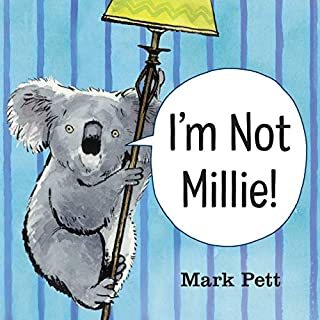 Book Cover: I'm Not Millie!